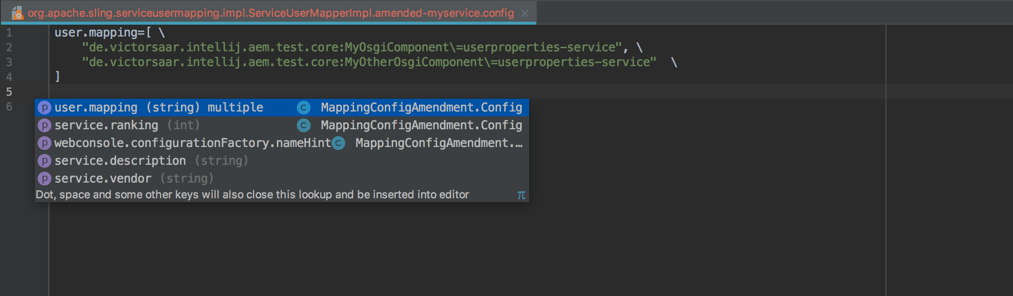 IntelliJ AEM Plugin - Features